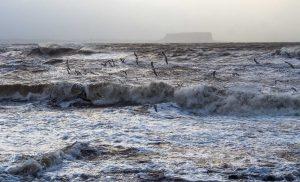 Bass Strait storm