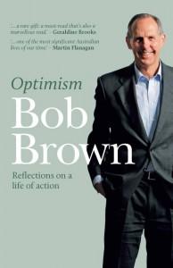 Optimism - paperback - front