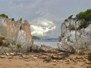 Spain Bay, Port Davey. Tasmania